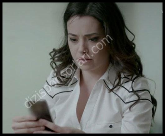 Merhamet Narin'in beyaz gömleği...