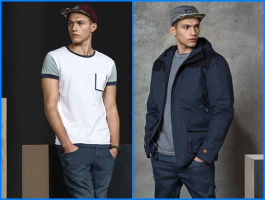 JACK&JONES'un lookbook'ları..!
