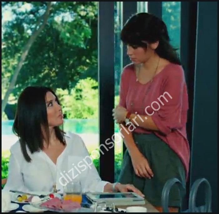 Aşk dizisi 2 bölüm aslı tandoğan kıyafetleri