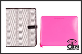 Bu sezon iPad ve iPhone'lar Marc by Marc Jacobs'la renkleniyor