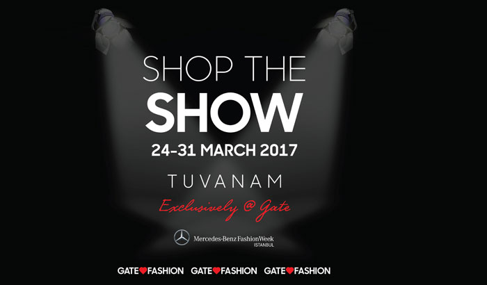"TUVANAM ""SHOP THE SHOW"" @ GIZIA GATE"