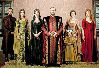 Muhteşem yüzyıl ın muhteşem kostümleri muhteşem yüzyıl